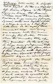 1868 Great JAPAN Boshin War U.S. Content Letter!