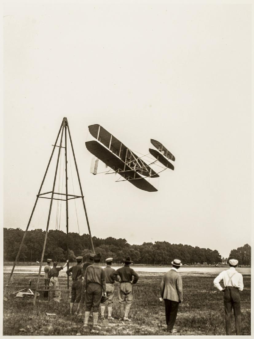 Wright Brothers Flight Kitty Hawk Photo Reprint