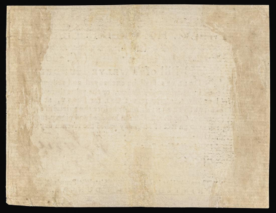 Colonial Currency, VA. May 7, 1781. $1,200 AU-50 - 2