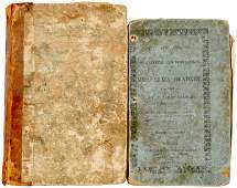 273: Two Early Shipwreck Accounts 1823 + 1832