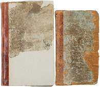274: Two Early Shipwreck Accounts 1824 + 1826