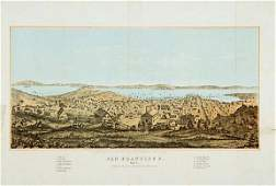 2660: San Francisco Print: Bill's HISTORY OF THE WORLD