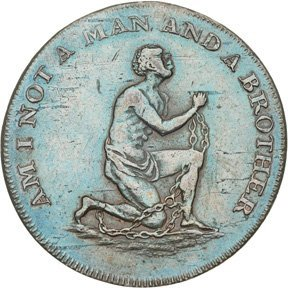5016: Am I Not A Man + A Brother: Anti-Slavery Token