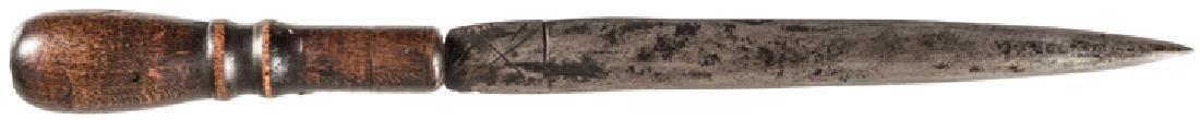 1750-1780 Revolutionary War Era American Dagger