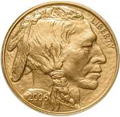 2006 AMERICAN BUFFALO 1 OZ 50 GOLD ANACS MS69