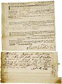 51 Matthew Griswald Signed Doc 1781