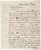 203: 1798 Political Content Letter