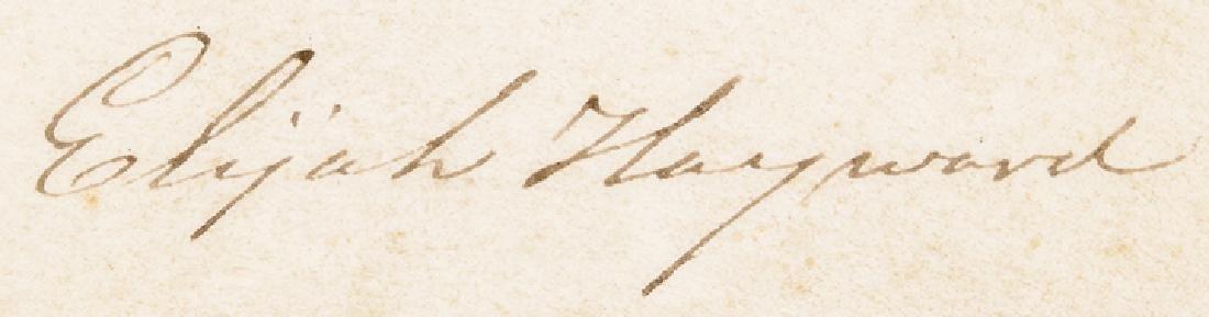 1831 President Andrew Jackson Signed Land Grant - 4