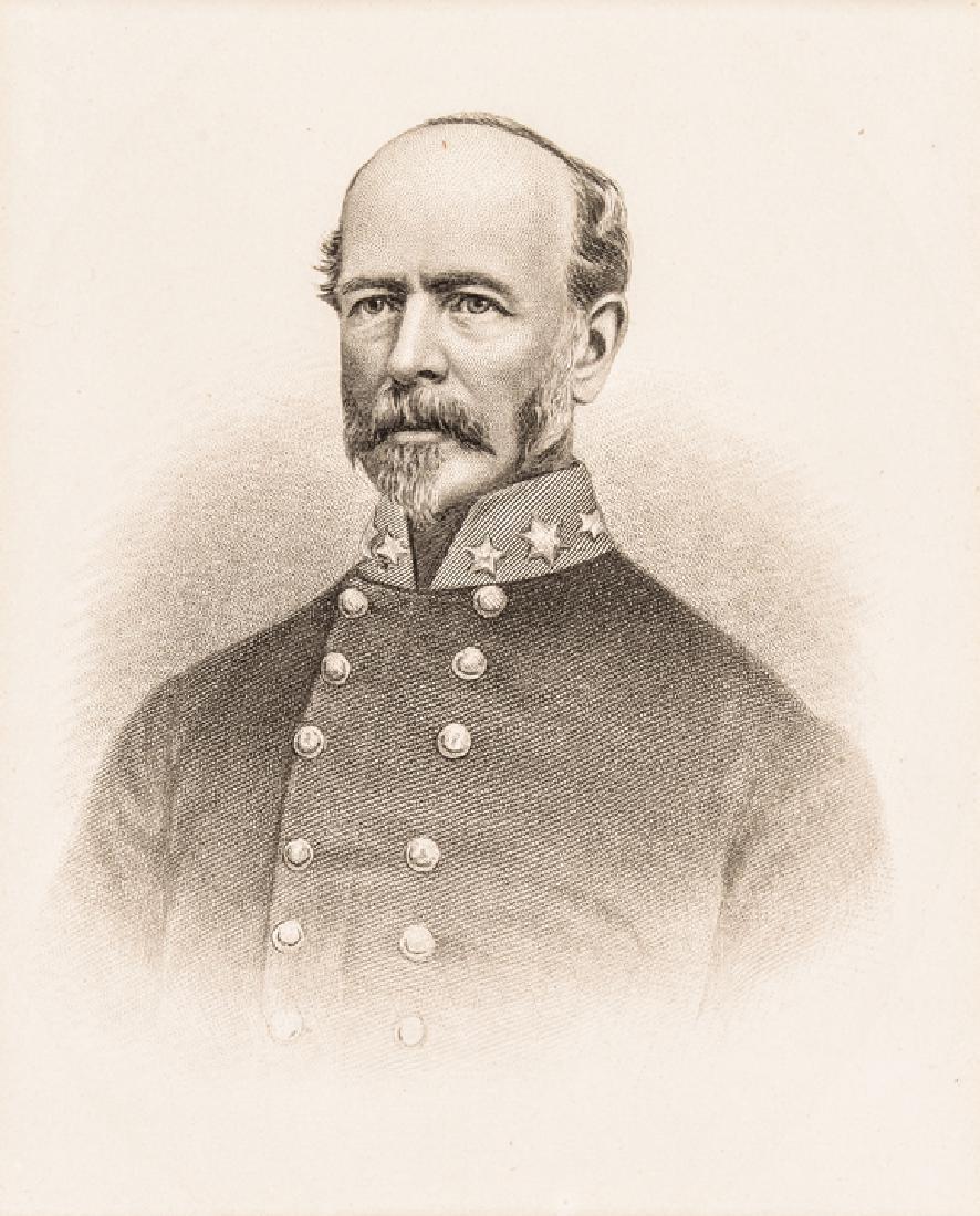Confederate Brig. General JOSEPH E JOHNSTON ALS - 5
