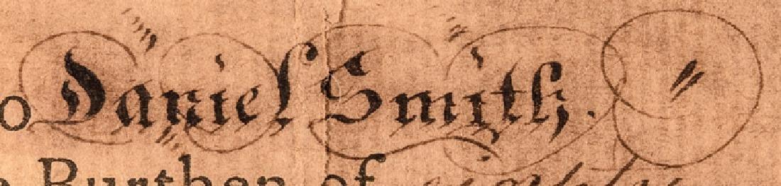 1779 HENRY LAURENS Signed Letter of Marque - 6