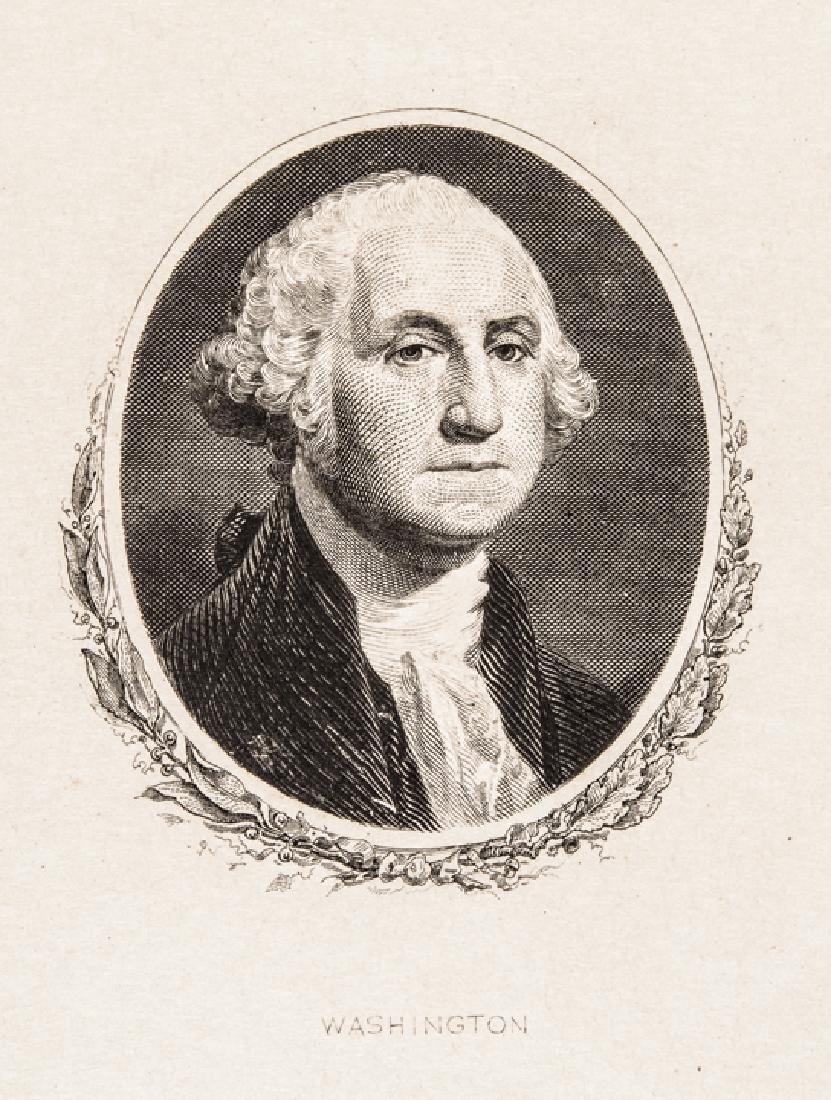 1768 GEORGE WASHINGTON Signed VA. Lottery Ticket! - 4