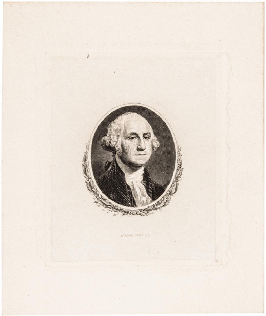 1768 GEORGE WASHINGTON Signed VA. Lottery Ticket! - 5