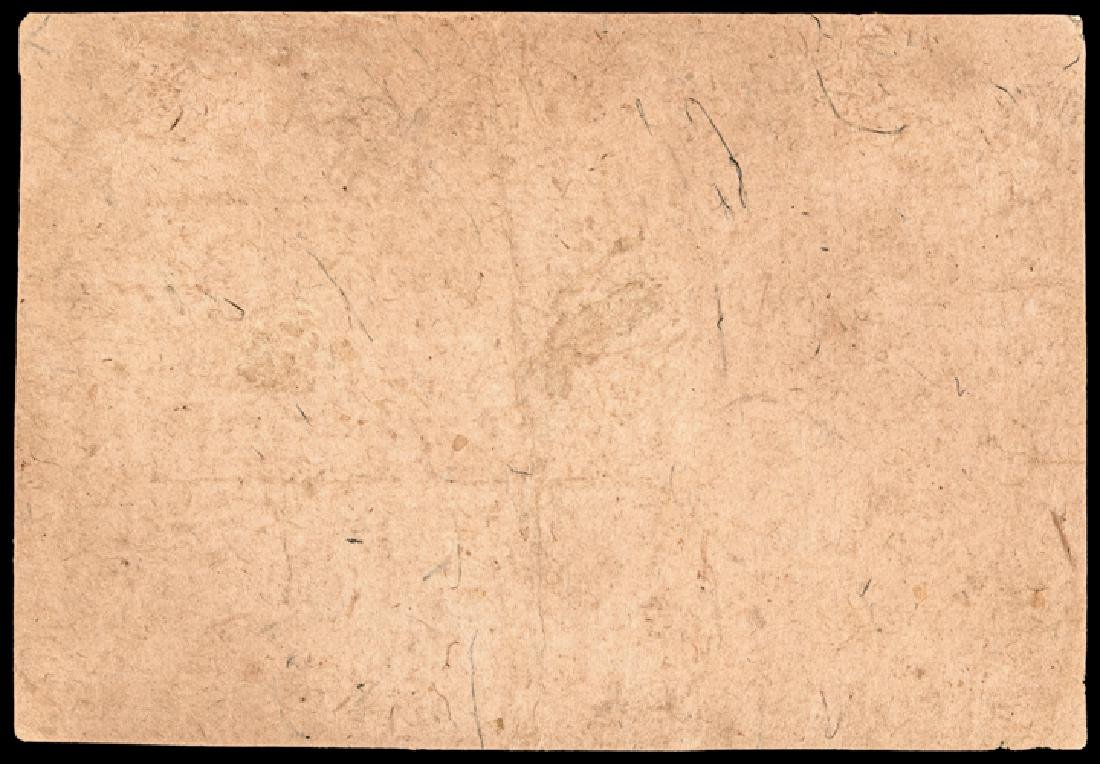 Colonial Currency, VA July 17, 1775 3 Pounds Note - 2