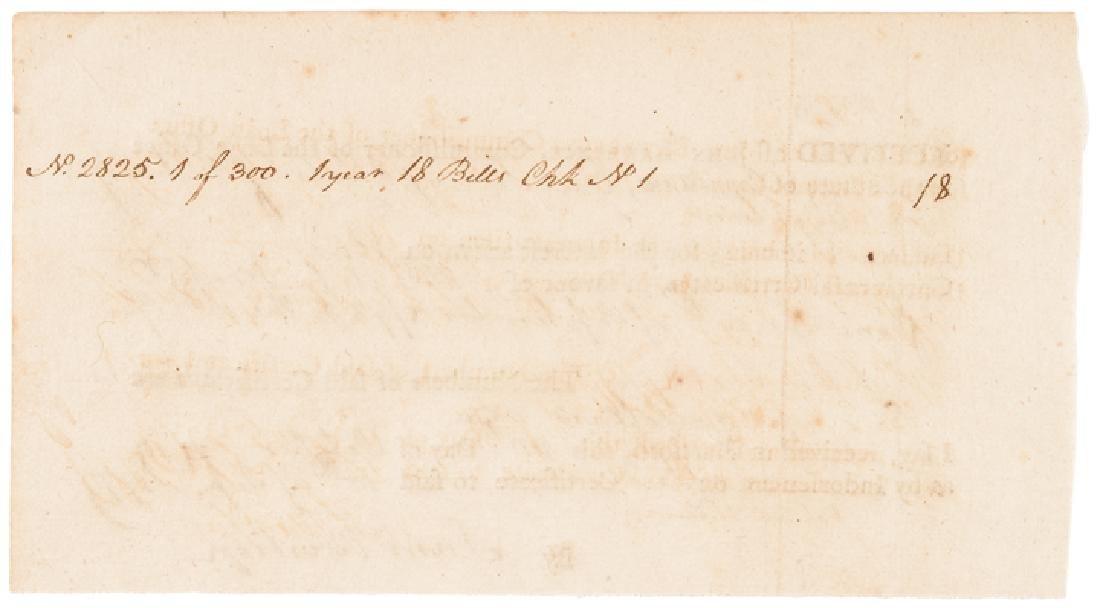 1779 Conn. Copper Coiners Bishop + Platt Signed! - 2