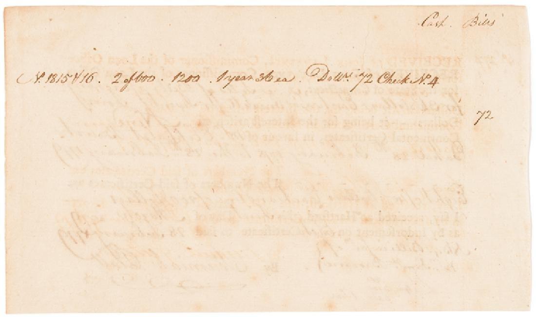 1779 Conn. Copper Coiners Bishop + Platt Signed! - 5