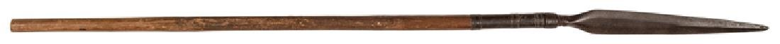 c 1760-80 Revolutionary War Era American Spontoon