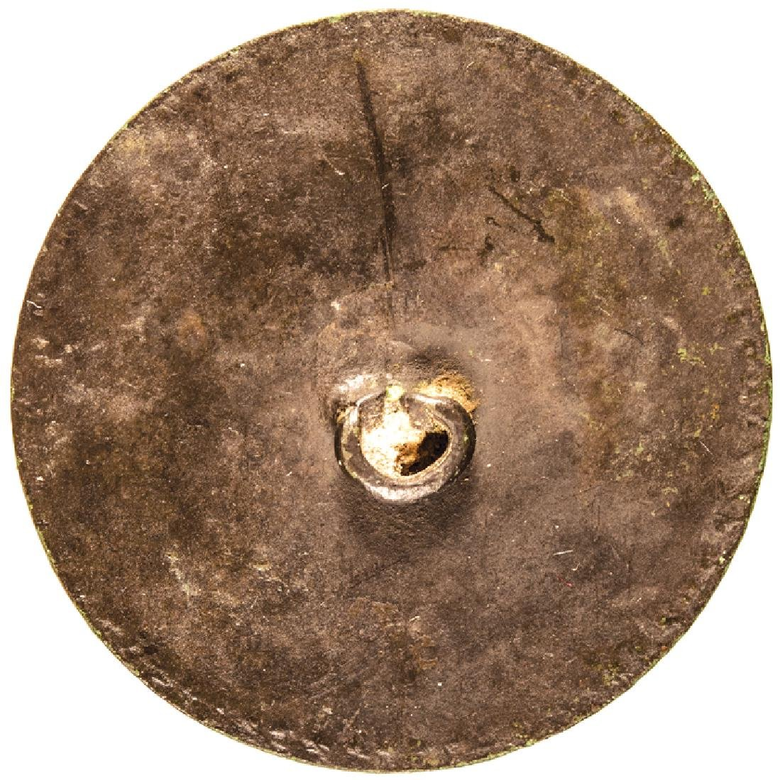(1789) George Washington Inaugural Brass Button - 2