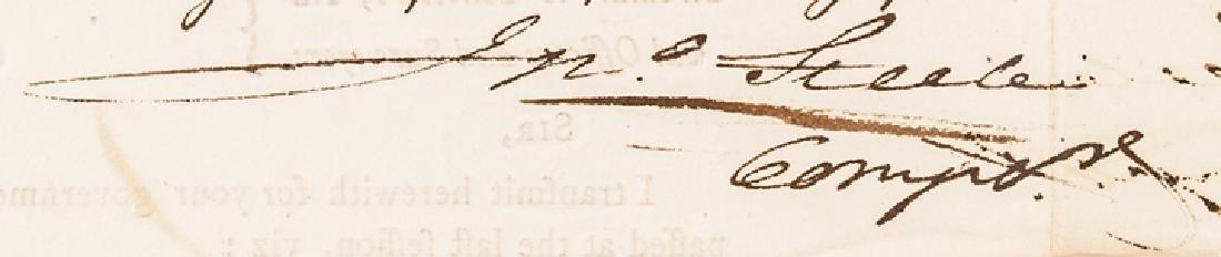 1797 Treasury Depart. Circular ACTS of Congress! - 6