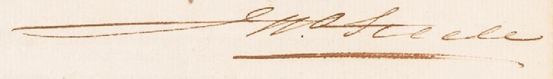 1798 Treasury Tax Circular Ship Slaves + Mulattos - 4