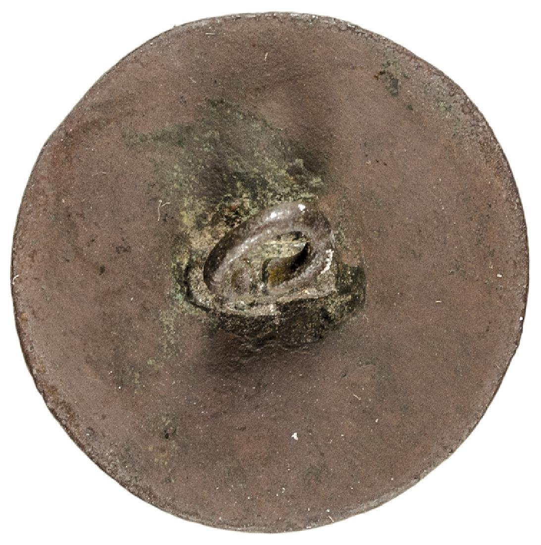 1808 Federal 1st Regiment Light Artillery Button - 2
