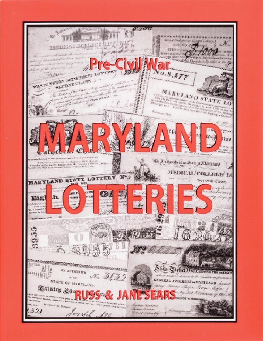 Russ+Jane Sears MARYLAND LOTTERY TICKETS Archive
