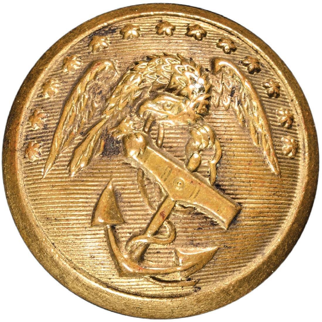 c 1860 Civil War Child Size Marine Officer Tunic - 3