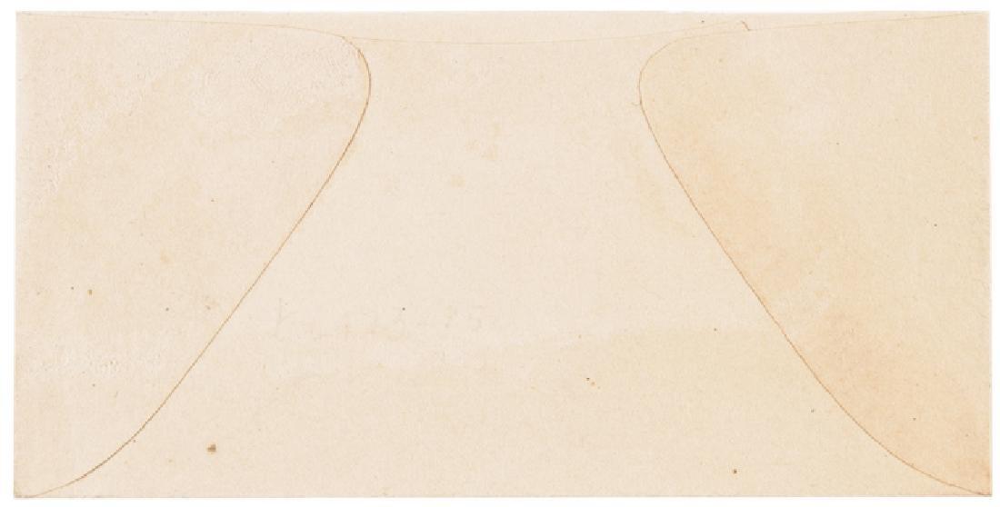 25¢ U.S. Postage Stamp Envelope Rarity-9 UNIQUE! - 2