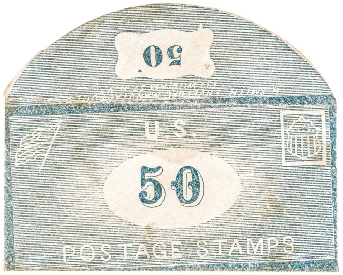 Unique Friedberg 150 U.S. Postage Stamp Envelope
