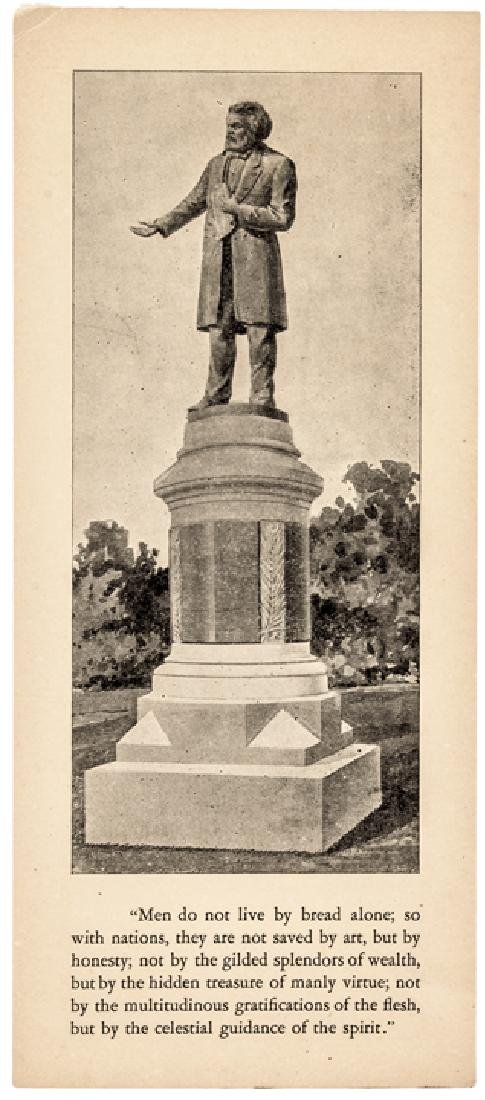1899 Unveiling the Frederick Douglass Monument - 2