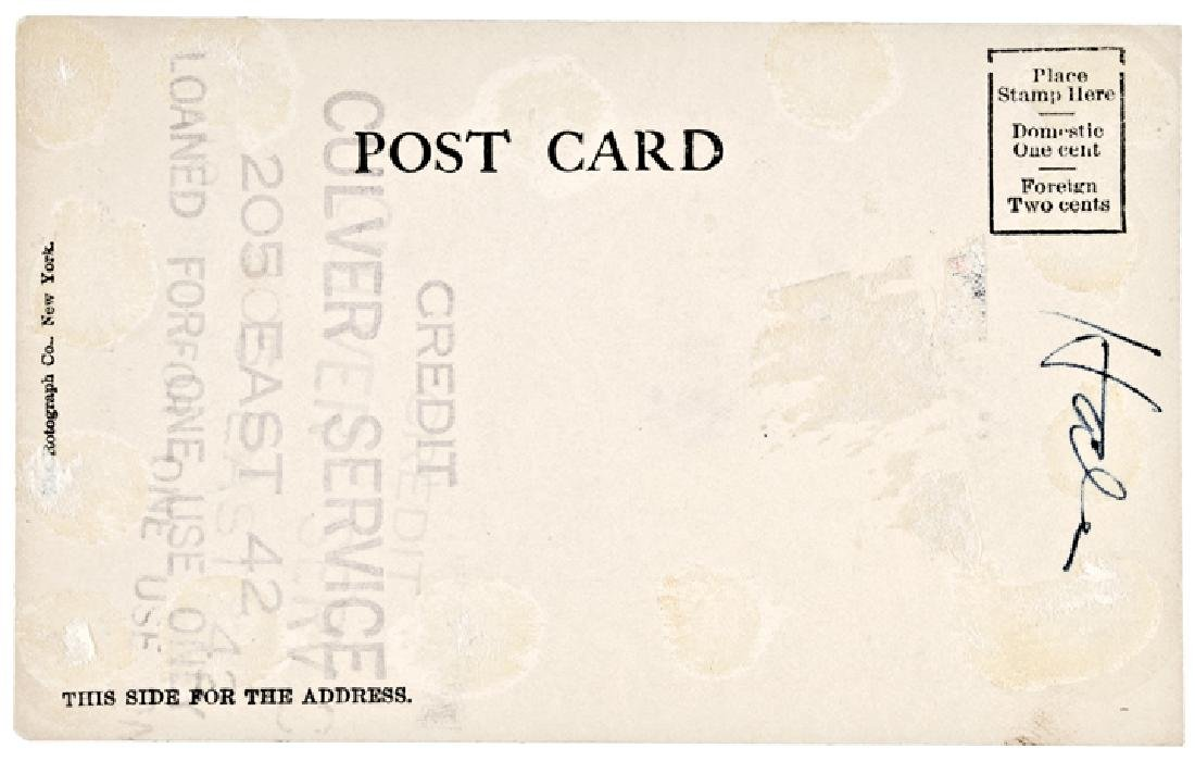 Edward Everett Hale, Real-Photograph Postcard - 2