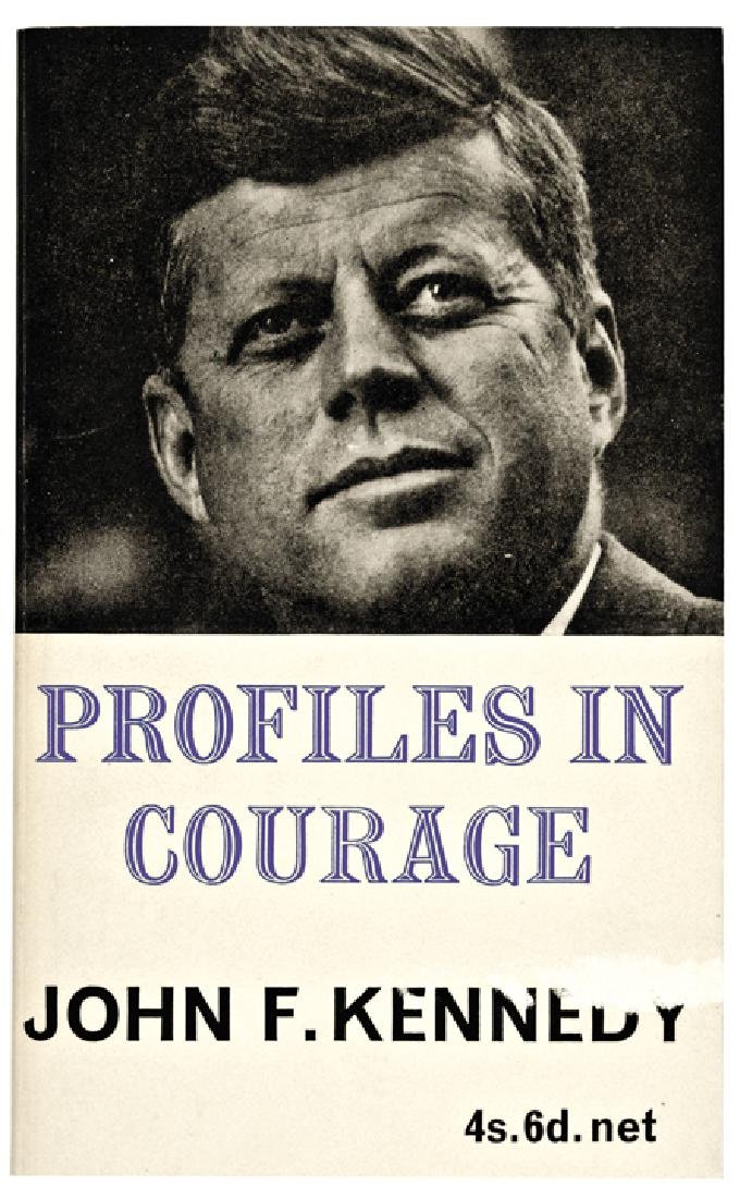 "Special ""Profiles in Courage"" by John F. Kennedy"