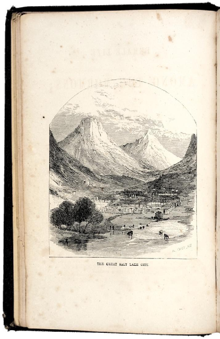 1855 1st Edition: FEMALE LIFE AMONG THE MORMONS. - 2