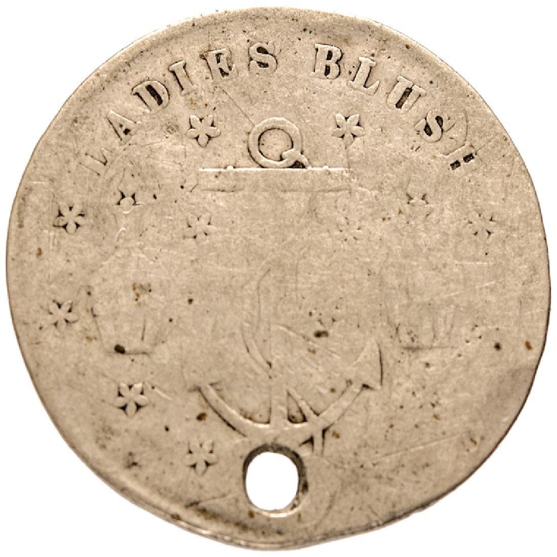 Charles Geekie Ladies Blush Trade Tokens Archive! - 10