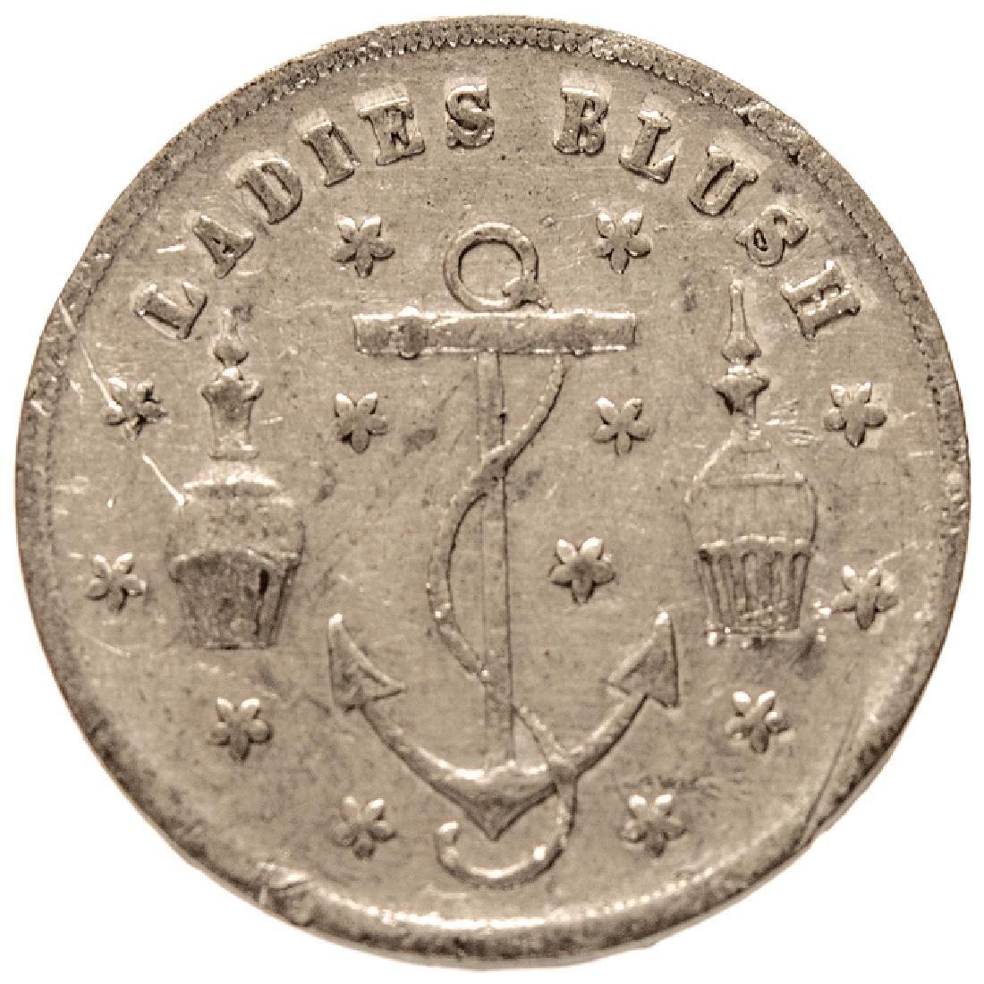 Charles Geekie Ladies Blush Trade Tokens Archive! - 8