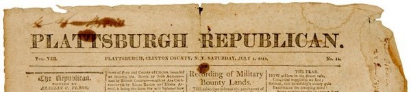 5011: (DECLARATION OF INDEPENDENCE) 1818 Early Printing