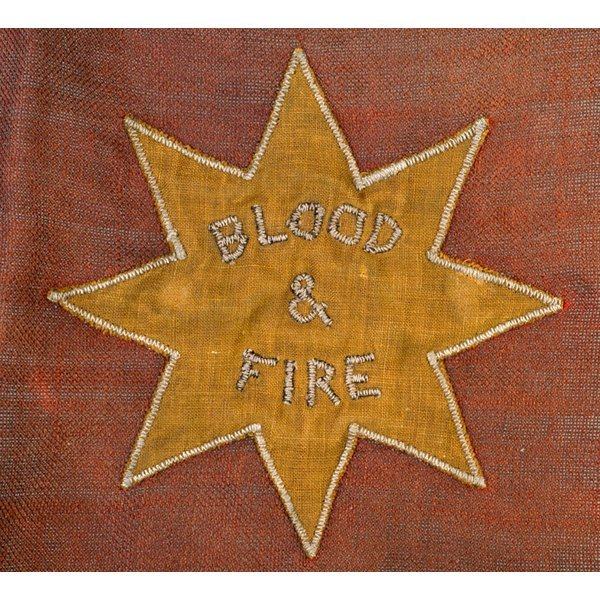 5183: Blood + Fire Flag Of The Salvation Army - 2