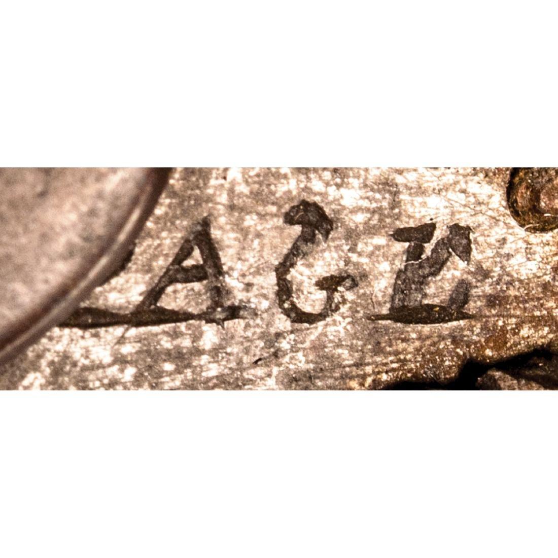 c 1760-80 LE PAGE French Pocket Flintlock Pistol - 3