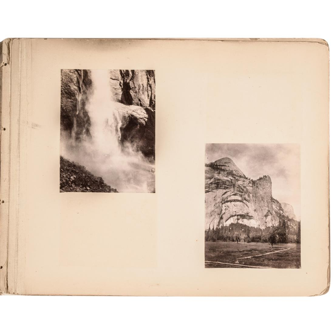 1882 Album 25 Historical Yosemite Calif. Photos - 3