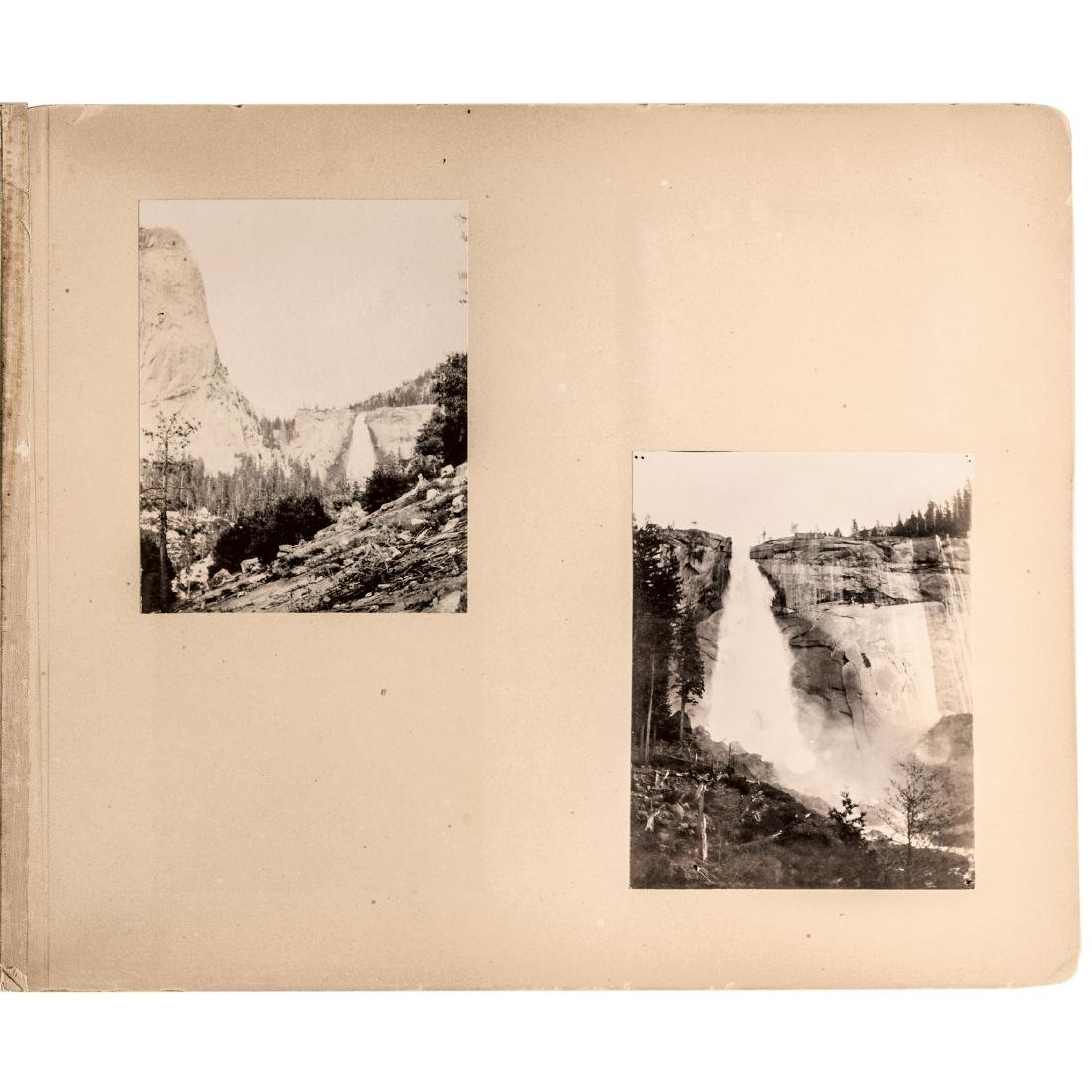 1882 Album 25 Historical Yosemite Calif. Photos - 4