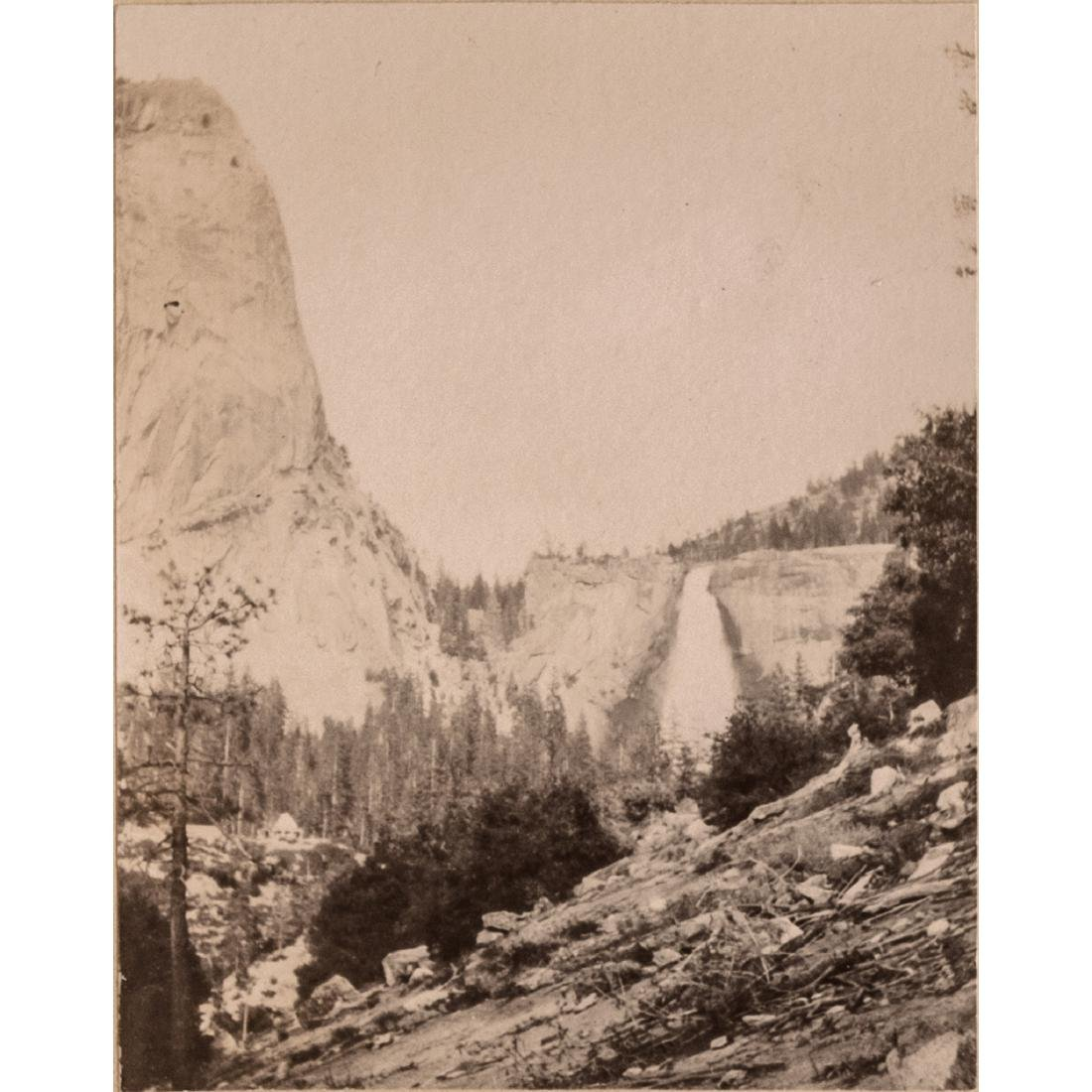 1882 Album 25 Historical Yosemite Calif. Photos - 5