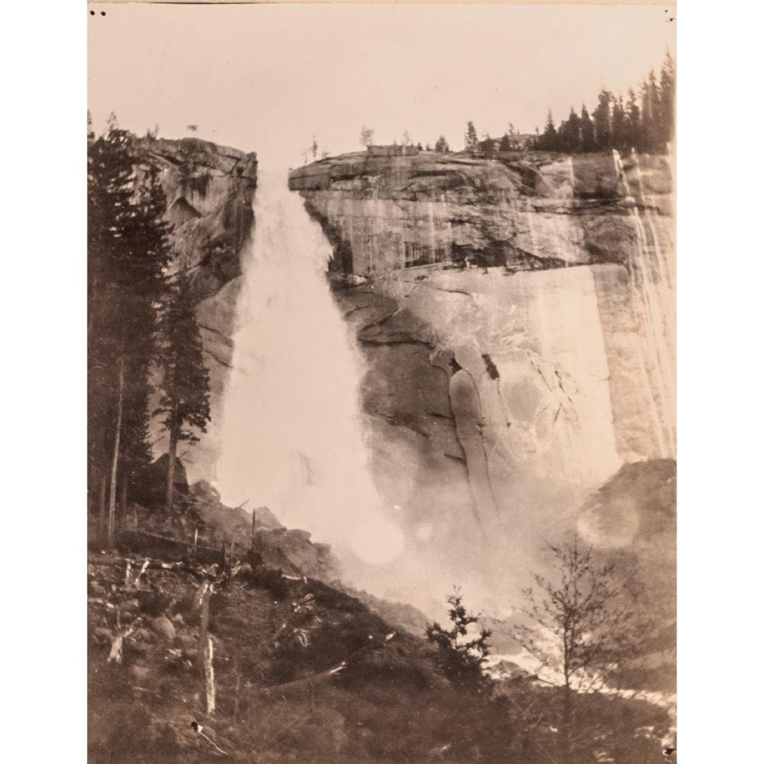 1882 Album 25 Historical Yosemite Calif. Photos - 6