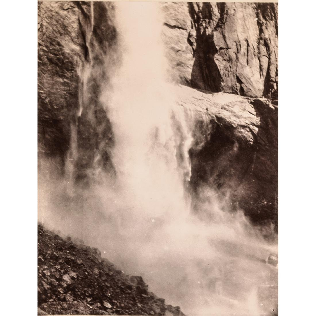 1882 Album 25 Historical Yosemite Calif. Photos - 7