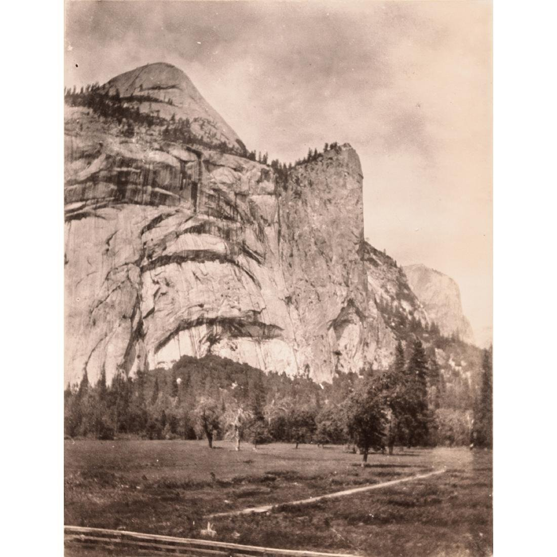 1882 Album 25 Historical Yosemite Calif. Photos - 8