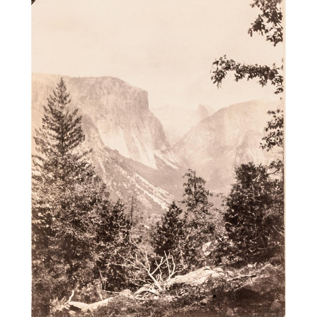 1882 Album 25 Historical Yosemite Calif. Photos - 9