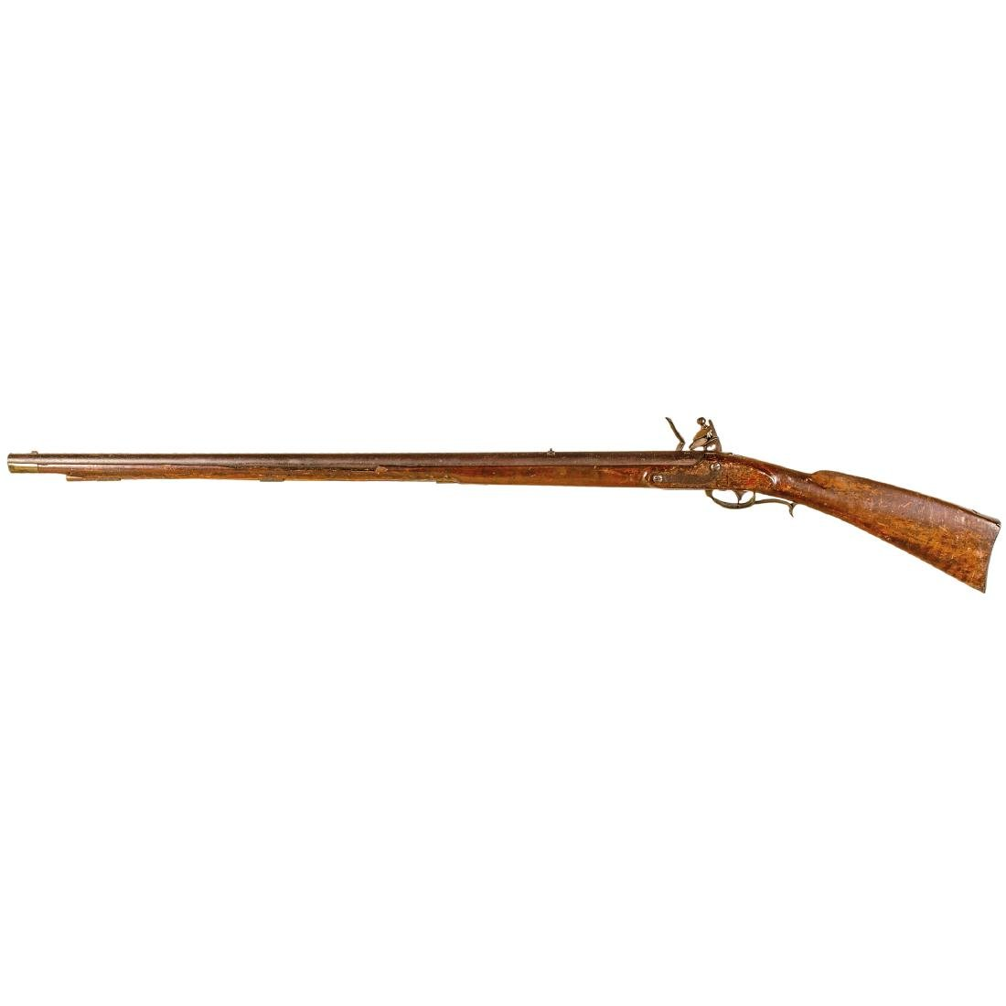 US Model 1817 Flintlock Rifle, Nathan Starr + Son