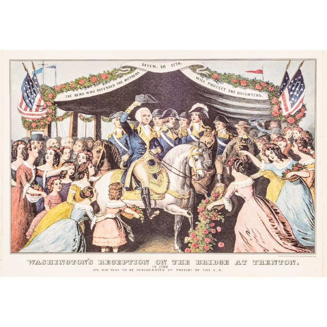 DECLARATION OF INDEPENDENCE 1876 Advt. Broadside - 6