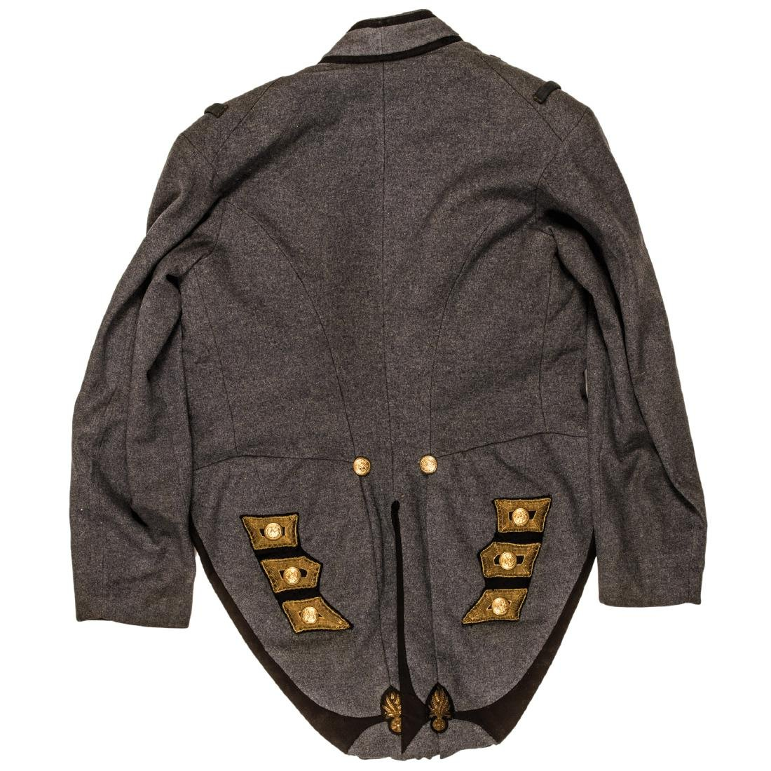 Civil War Era 5th Maryland Infantry Fancy Coatee - 2