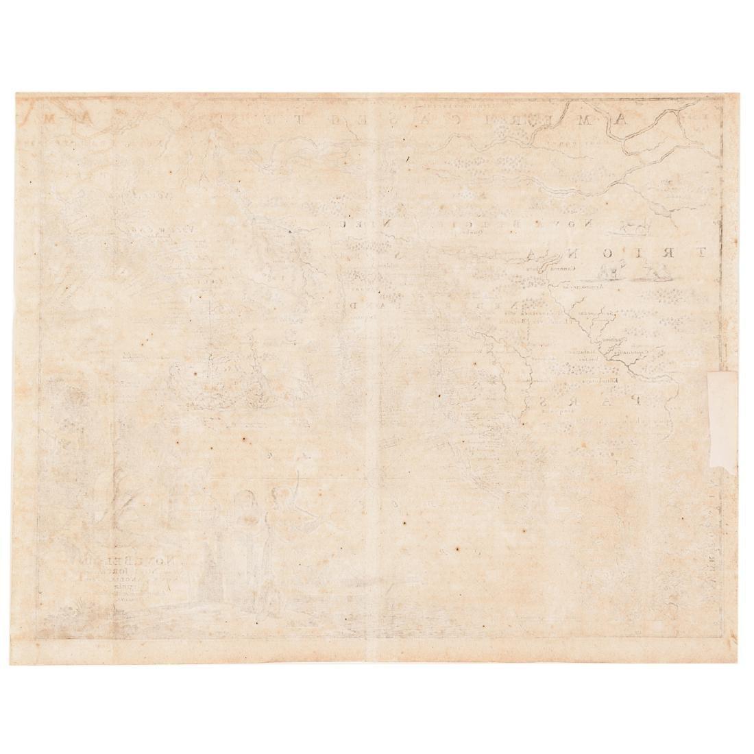 c 1670 North America Map: NOVI BELGII, QUOD NUNC NOVI - 2