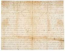 2481 1865 Letter LINCOLN ASSASINATION