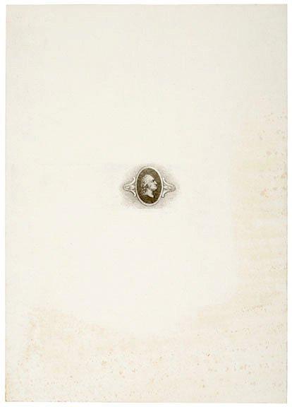 5013: Vignette Profile Bust of George Washington